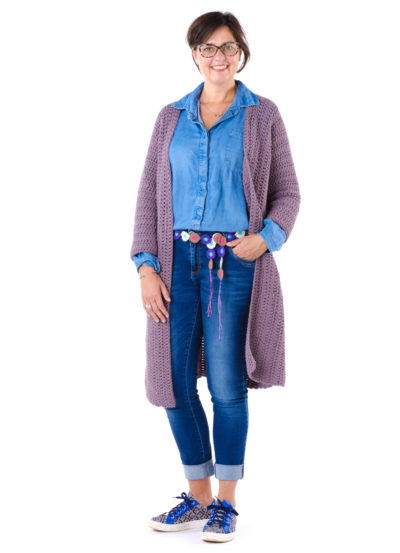 Easy Peasy Vest Uit Byclaire Fashion Pdf Byclaire