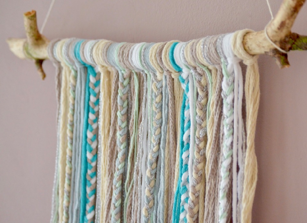 Byclaire Patroon Boho Wandhanger Byclaire Haakpatronen